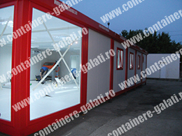 container modular second hand pret Salaj